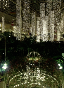 The Cascades Atrium at Opryland Hotel